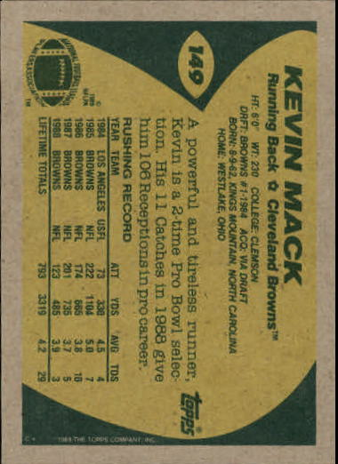 1989-Topps-Football-Card-Pick-2-249 thumbnail 229