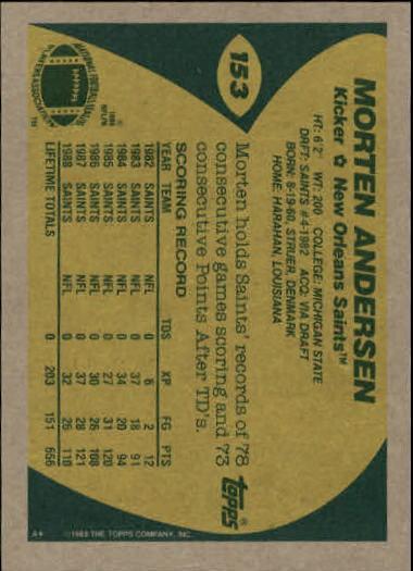 1989-Topps-Football-Card-Pick-2-249 thumbnail 235