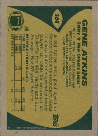 1989-Topps-Football-Card-Pick-2-249 thumbnail 251