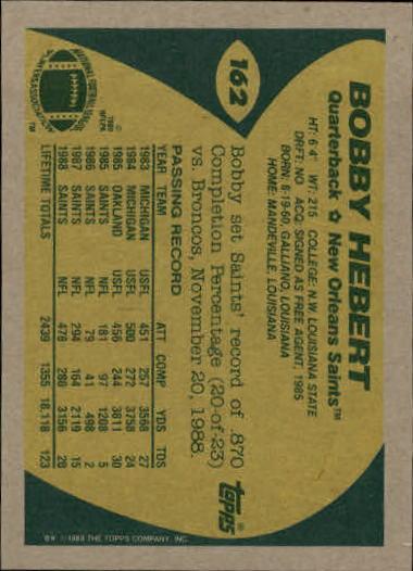 1989-Topps-Football-Card-Pick-2-249 thumbnail 253