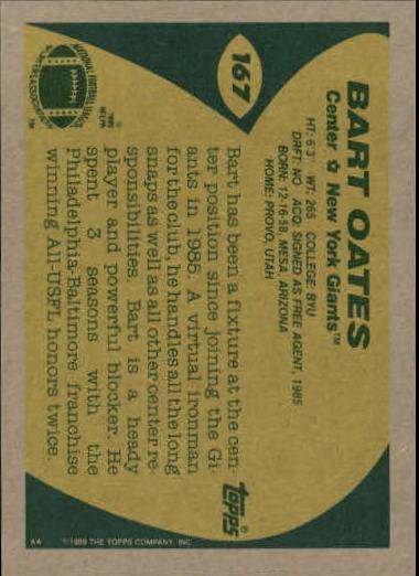 1989-Topps-Football-Card-Pick-2-249 thumbnail 263