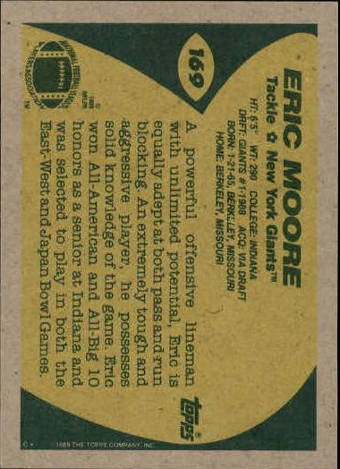 1989-Topps-Football-Card-Pick-2-249 thumbnail 267