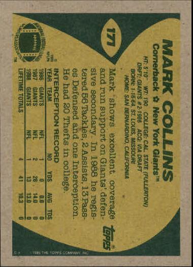 1989-Topps-Football-Card-Pick-2-249 thumbnail 271