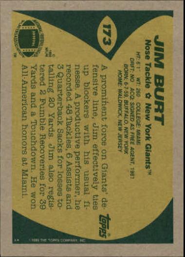 1989-Topps-Football-Card-Pick-2-249 thumbnail 275
