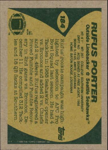 1989-Topps-Football-Card-Pick-2-249 thumbnail 291