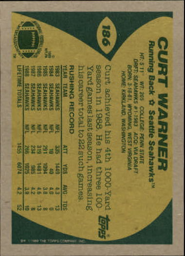 1989-Topps-Football-Card-Pick-2-249 thumbnail 295