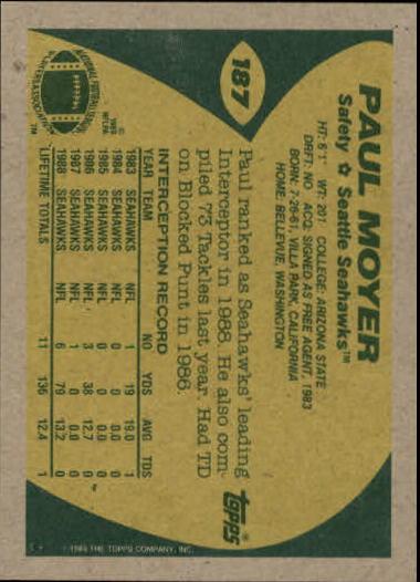 1989-Topps-Football-Card-Pick-2-249 thumbnail 297