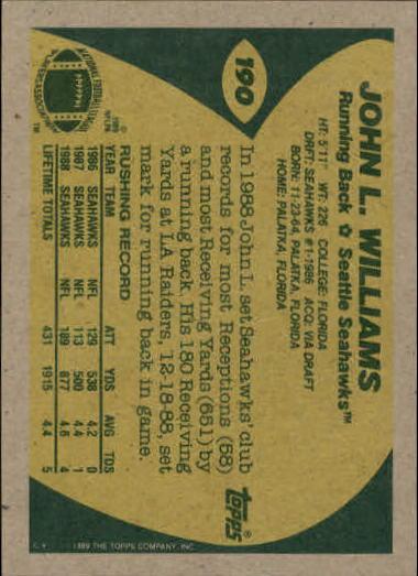 1989-Topps-Football-Card-Pick-2-249 thumbnail 301