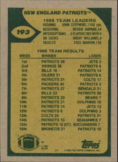 1989-Topps-Football-Card-Pick-2-249 thumbnail 305