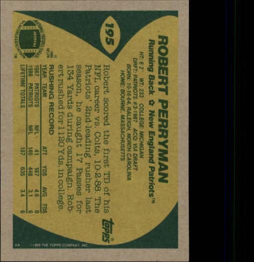 1989-Topps-Football-Card-Pick-2-249 thumbnail 309