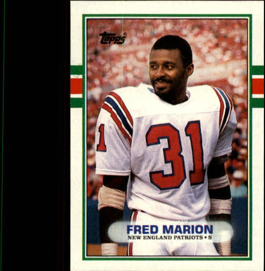 1989 Topps #197 Fred Marion