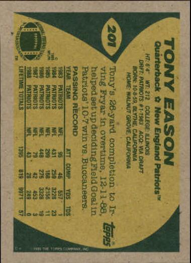 1989-Topps-Football-Card-Pick-2-249 thumbnail 319