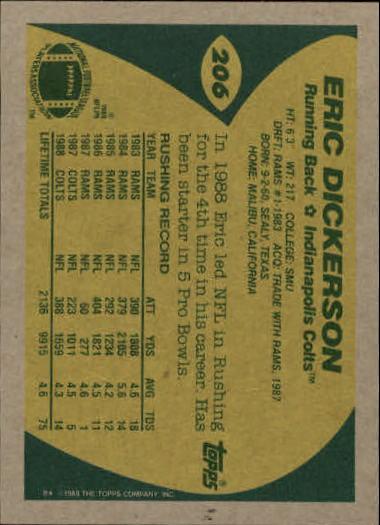 1989-Topps-Football-Card-Pick-2-249 thumbnail 327