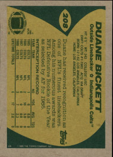 1989-Topps-Football-Card-Pick-2-249 thumbnail 331