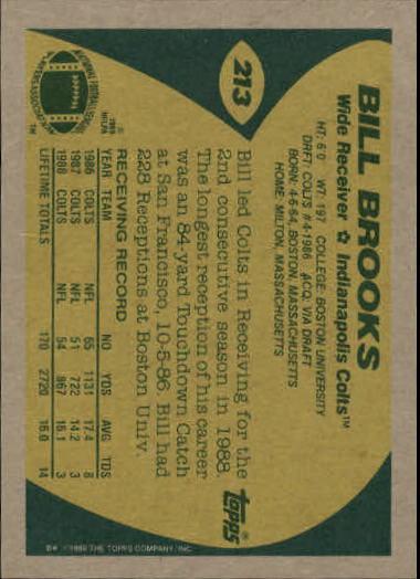 1989-Topps-Football-Card-Pick-2-249 thumbnail 341