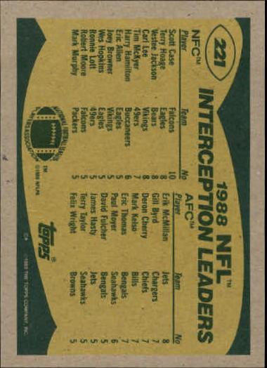1989-Topps-Football-Card-Pick-2-249 thumbnail 355