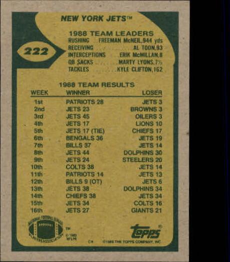 1989-Topps-Football-Card-Pick-2-249 thumbnail 357