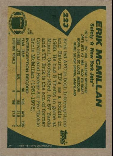 1989-Topps-Football-Card-Pick-2-249 thumbnail 359