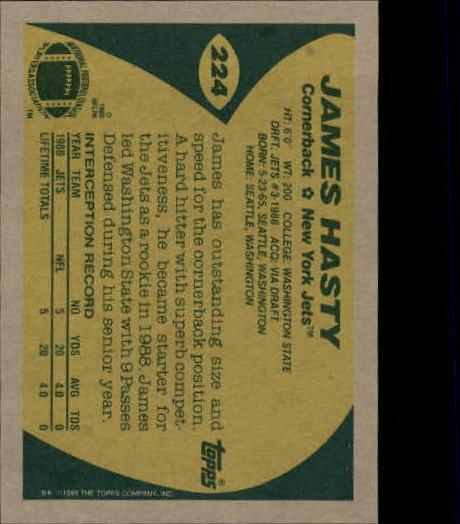 1989-Topps-Football-Card-Pick-2-249 thumbnail 361