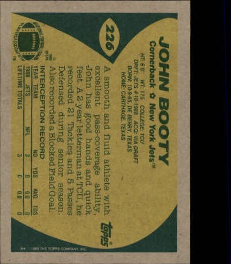 1989-Topps-Football-Card-Pick-2-249 thumbnail 365