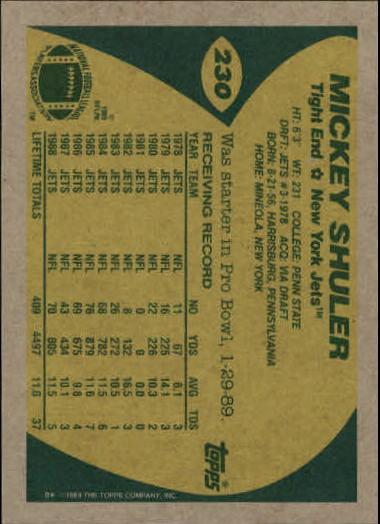 1989-Topps-Football-Card-Pick-2-249 thumbnail 371