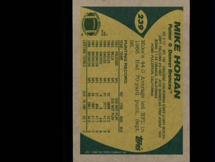 1989-Topps-Football-Card-Pick-2-249 thumbnail 387