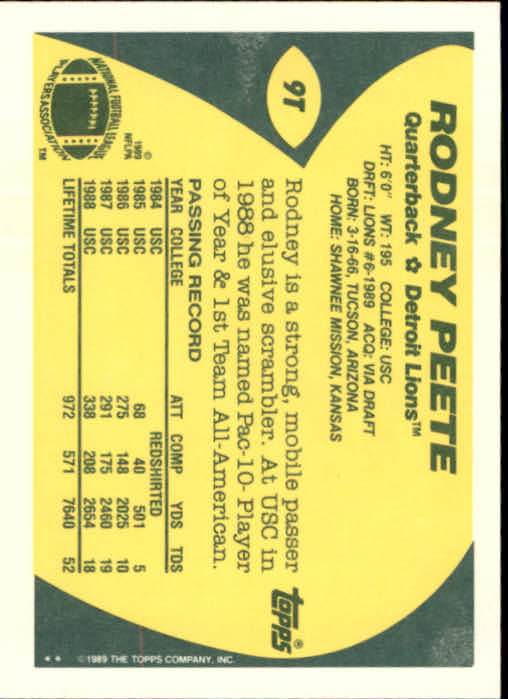 1989-Topps-Traded-Football-Card-Pick thumbnail 15
