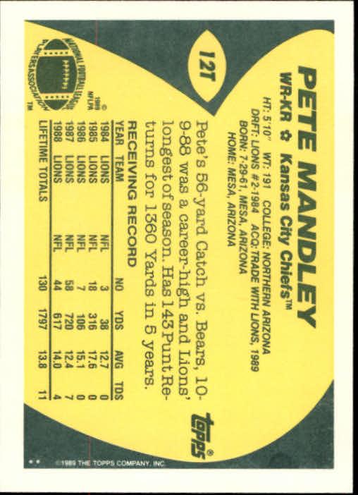 1989-Topps-Traded-Football-Card-Pick thumbnail 19