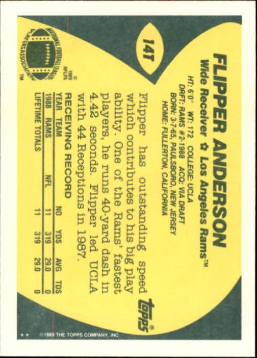 1989-Topps-Traded-Football-Card-Pick thumbnail 21