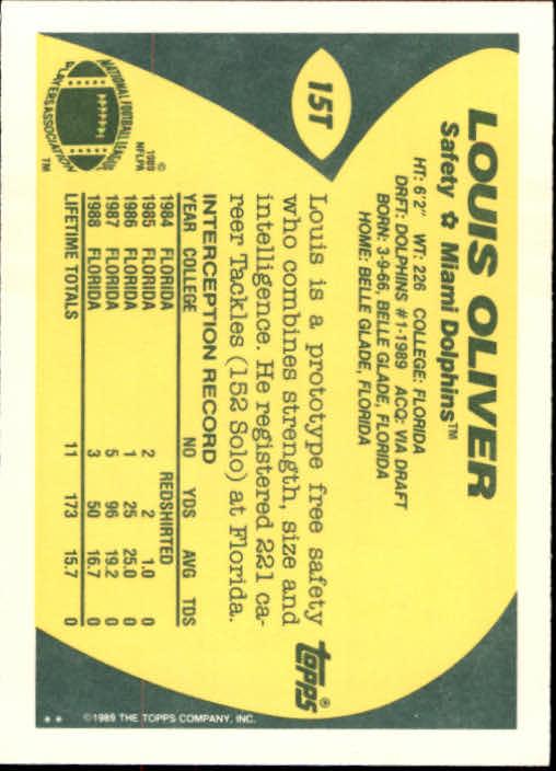 1989-Topps-Traded-Football-Card-Pick thumbnail 23