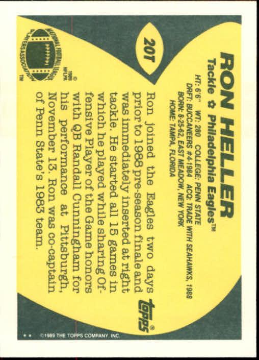 1989-Topps-Traded-Football-Card-Pick thumbnail 31