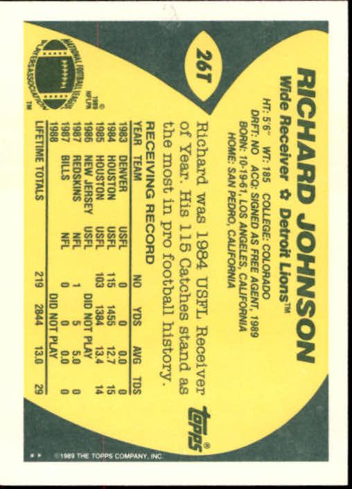 1989-Topps-Traded-Football-Card-Pick thumbnail 39
