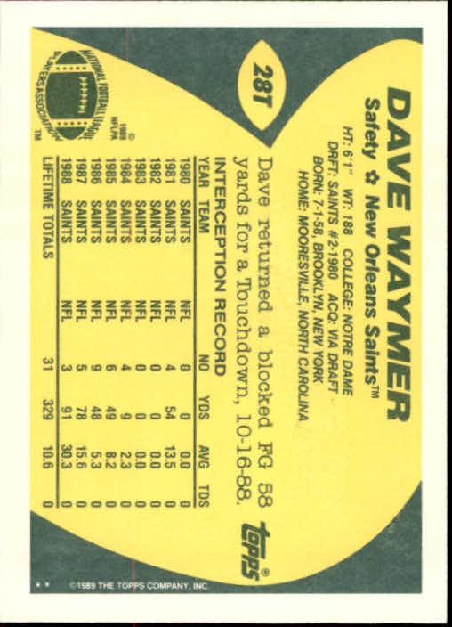 1989-Topps-Traded-Football-Card-Pick thumbnail 43
