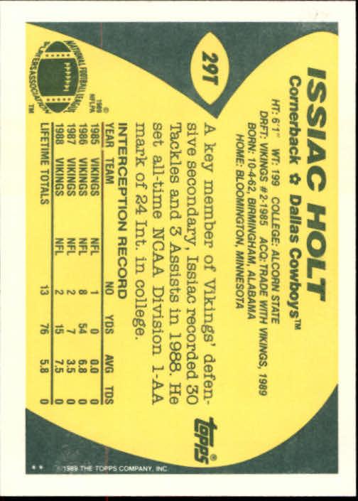 1989-Topps-Traded-Football-Card-Pick thumbnail 45
