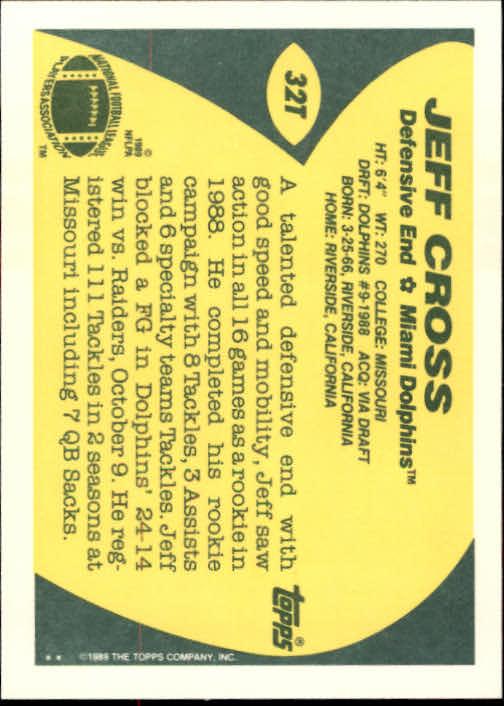 1989-Topps-Traded-Football-Card-Pick thumbnail 49
