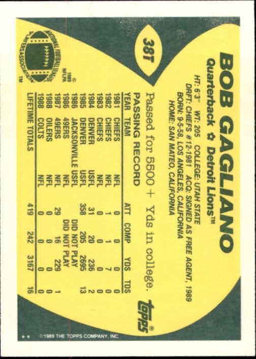 1989-Topps-Traded-Football-Card-Pick thumbnail 59