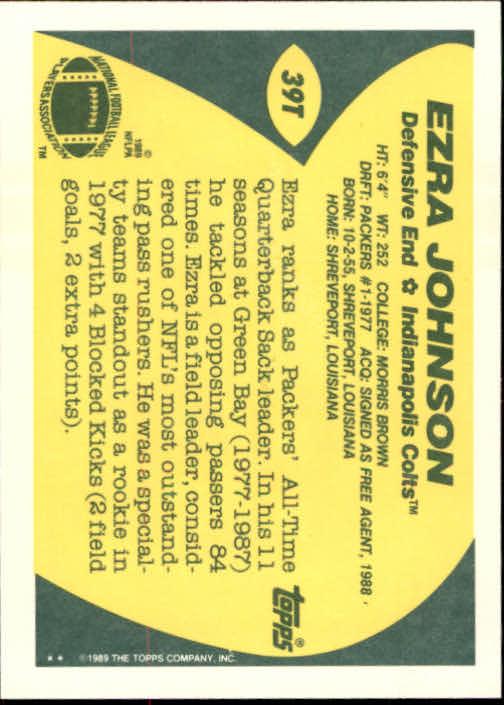 1989-Topps-Traded-Football-Card-Pick thumbnail 61