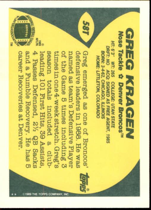 1989-Topps-Traded-Football-Card-Pick thumbnail 91