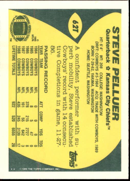 1989-Topps-Traded-Football-Card-Pick thumbnail 97