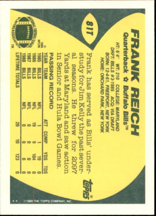 1989-Topps-Traded-Football-Card-Pick thumbnail 127