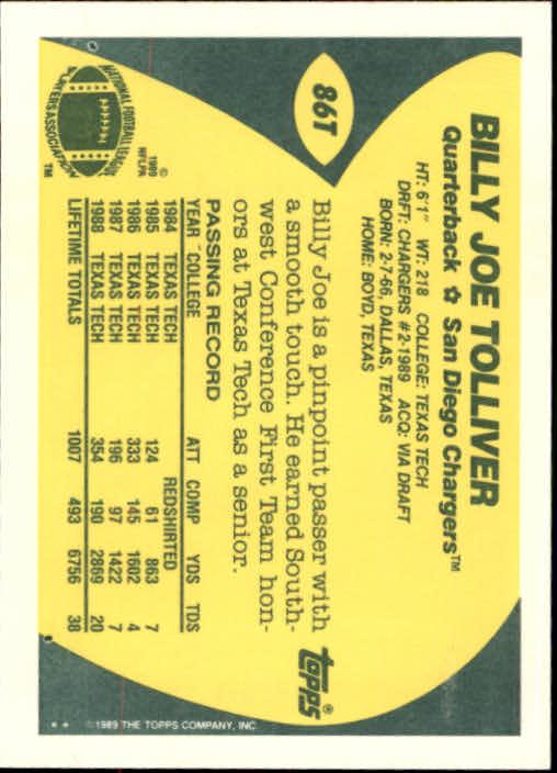 1989-Topps-Traded-Football-Card-Pick thumbnail 131