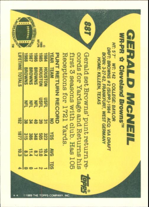 1989-Topps-Traded-Football-Card-Pick thumbnail 135