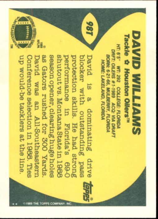1989-Topps-Traded-Football-Card-Pick thumbnail 149