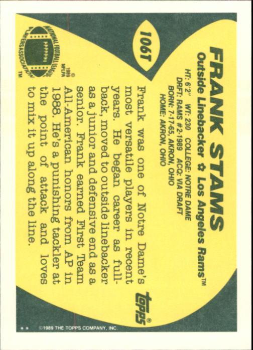 1989-Topps-Traded-Football-Card-Pick thumbnail 163