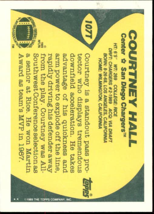 1989-Topps-Traded-Football-Card-Pick thumbnail 165