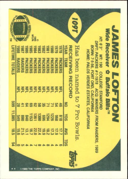 1989-Topps-Traded-Football-Card-Pick thumbnail 169
