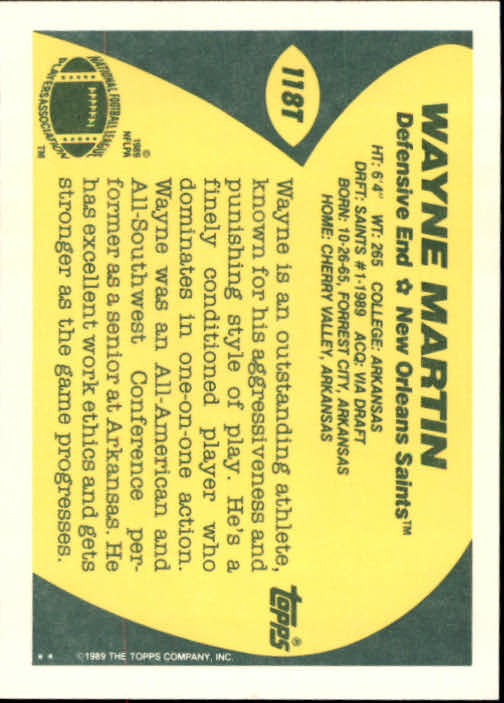 1989-Topps-Traded-Football-Card-Pick thumbnail 183