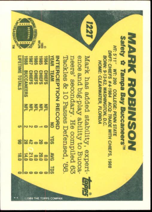 1989-Topps-Traded-Football-Card-Pick thumbnail 191