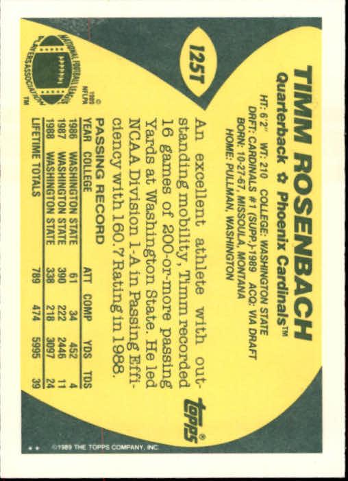 1989-Topps-Traded-Football-Card-Pick thumbnail 197