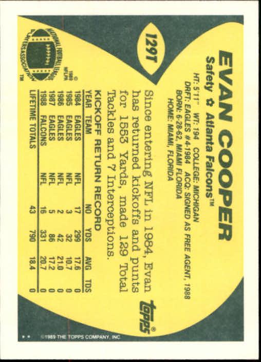 1989-Topps-Traded-Football-Card-Pick thumbnail 205